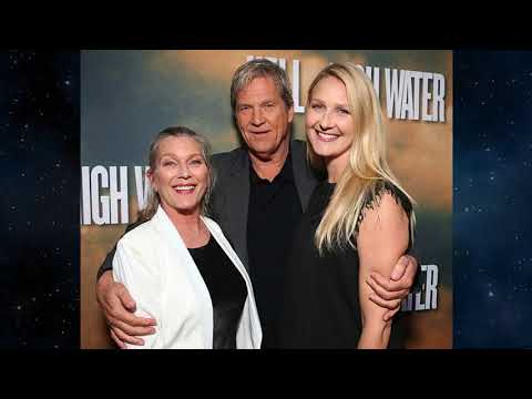 Jeff Bridges' Family: One Love For Over 40 Years