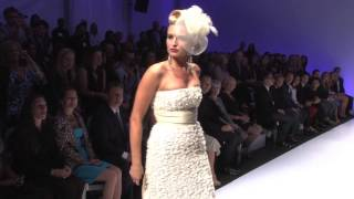 Firas Yousif Originals--Custom Couture Evening Wear--The TENT @ Boston Fashion Week