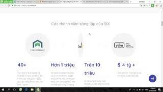 SIX.NETWORK - Tái phát minh nền kinh tế kỹ thuật số - ICO REVIEW