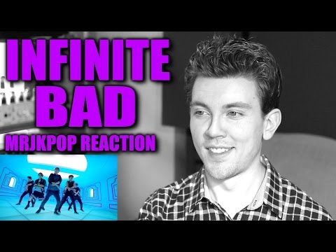 INFINITE Bad Reaction / Review - MRJKPOP ( 인피니트 )