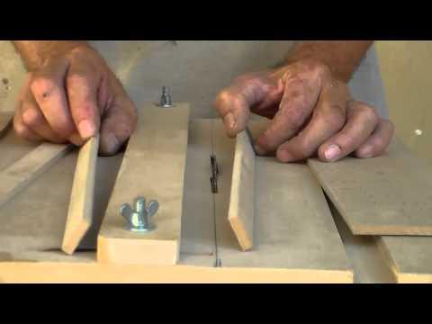 como fazer uma  serra circular de bancada  p\ cortar madeiras