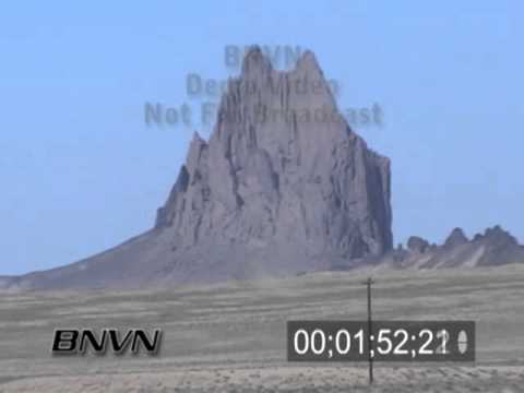 8/11/2002 Shiprock, NM Dust Devil Video