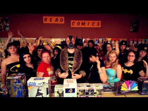 Comic Book Shop [Thrift Shop Parody]