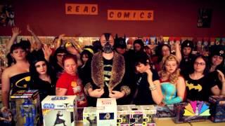 Comic Book Shop [Thrift Shop Parody]
