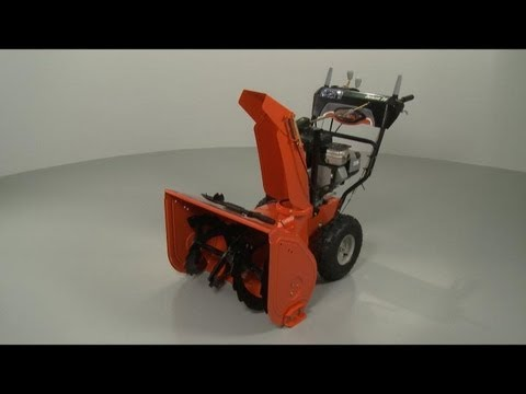 Ariens Snowblower Disassembly (Model #921022)