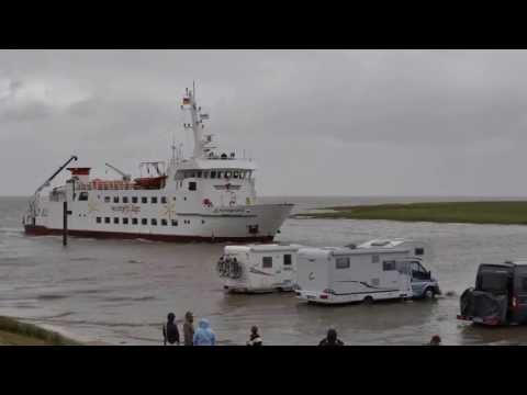 Wohnmobil In Der Nordsee