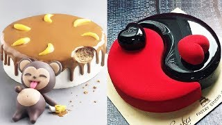 Yummy Cake Recipe Ideas for Your Children   My Favorite Chocolate Cake Decorating Videos