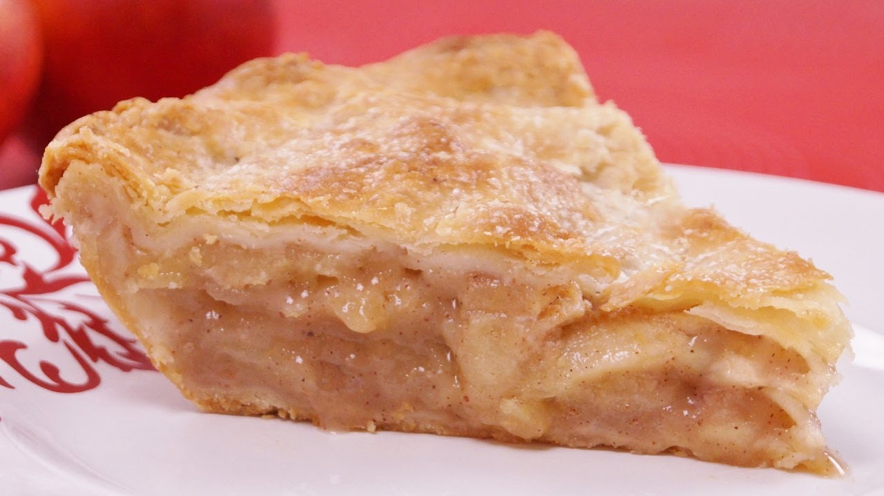 Apple Pie Recipe: From Scratch: How To Make Homemade Apple ...