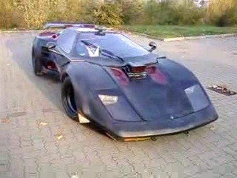 Classic kitcars sebring kit car replica fiberglass kit ...