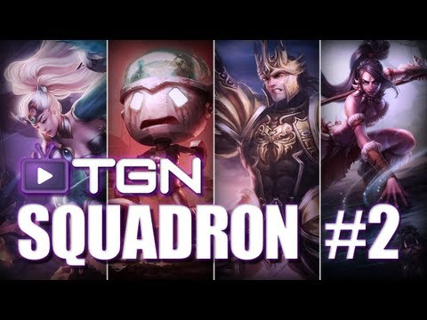 "► TGN Squadron - (S3, Ep. 2) - ""Behind on Farm"""