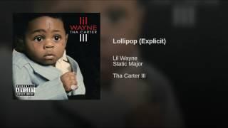 Lollipop (Explicit)