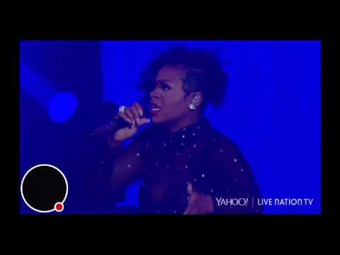 Fantasia Final Tour Concert North Carolina