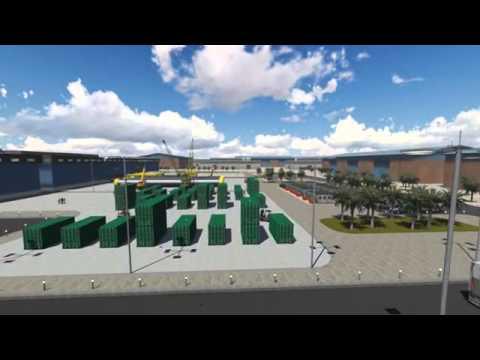 Genesis Logistics Base   Takoradi Ghana SD