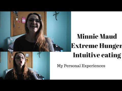 Minnie maud methode magersucht