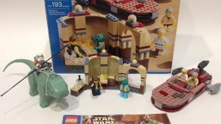 Lego 4501 Mos Eisley Cantina (2004) Review