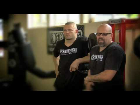 Focusmaster G1000 Wall System Demonstration by Chuck Liddell & John Hackleman Image 1