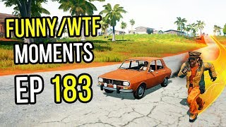 PUBG: Funny & WTF Moments Ep. 183