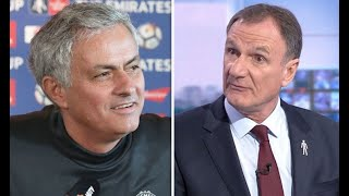 Sky Sports pundit slams Jose Mourinho: Do not listen to what Man Utd boss says