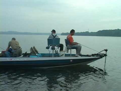 Kentucky lake crappie fishing for Kentucky lake fishing