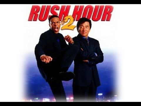 Movies I Want To See On Blu-Ray 3: Rush Hour 2 Turbulence Beverly Hills Cop 2-3