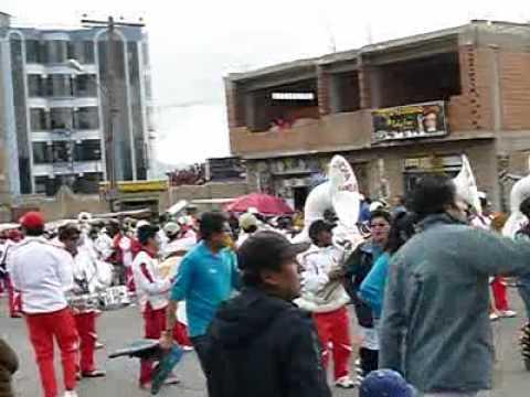Caporales de Ingenieria Civil banda X Pichincha Convite Chutillos 2012