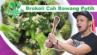 Brokoli Cah Bawang Putih Feat. PokoPow
