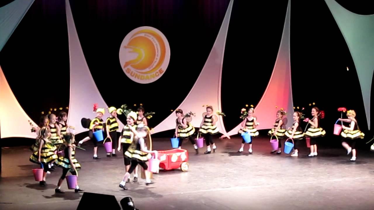 Детские танцы с конкурсов