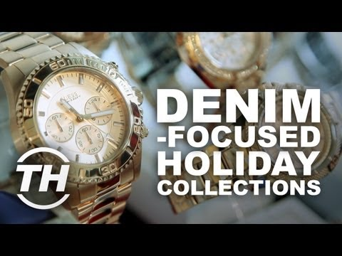 GUESS Holiday Collection Sneak-Peek with Julia Che