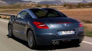 Peugeot RCZ roadtest (english subtitled)