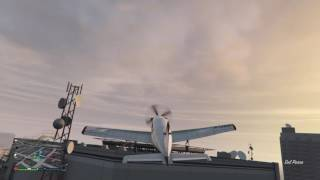 Gta 5 Plane Crash Recovery Then Land On Roof {Skilles ;)}-Xanax4Dayz [ X | A | N | A |  X ]TM