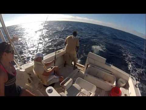 Wahoo Fishing, Nassau, Bahamas
