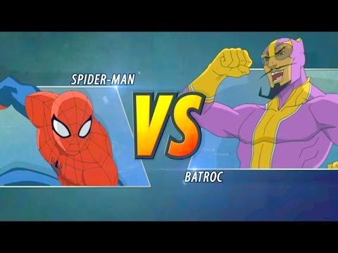 Великий Человек-паук - Мстящий Человек-Паук. Часть 1 - Сезон 3 Серия 2 | Marvel