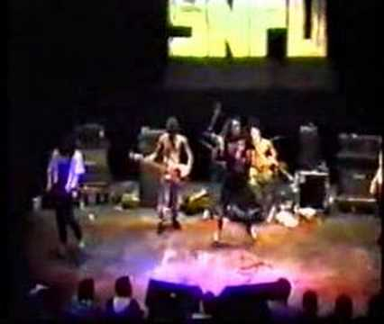 SNFU - Live ITALY 1992