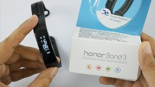 Honor Band 3 Review Budget Fitness Band Good or Not?
