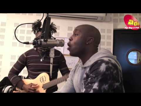 Marc Antoine avec Florian&Philou sur ADO - Impro + live