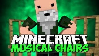 Minecraft: Musical Chairs! w/ Kermit, MunchingBrotato & Gizzy!