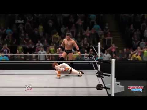 WWE Battleground 2014 Intercontinental Championship Battle Royal Result!