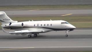 CRP HOLDINGS LLC Bombardier BD-100-1A10 Landing 30L   N422CP   Minneapolis Intl