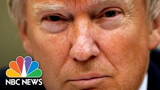 President Donald Trump Says His Job Is Harder Than He Realized | NBC News
