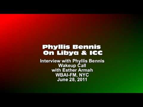 Phyllis Bennis on the ICC warrants for Gadhaffi and others