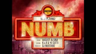 download lagu August Alsina - Numb Feat. B.o.b. & Yo Gotti gratis