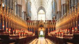 Zadok The Priest Choir Of Westminster Abbey