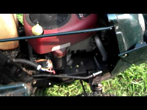 Riding Lawn Mower Will Not Start - Household Repair Series