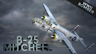 BeamNG.drive - B-25 Mitchell - WWII Bomber [Download - HD]