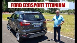 Ford EcoSport perdeu o estepe - Primeiras impressões do Emilio Camanzi