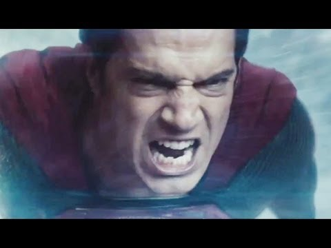 Man Of Steel - Unofficial Custom Trailer