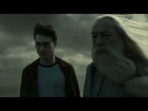 Harry Potter And The Half Blood Prince Extended Cut - Cave Scene Part 1