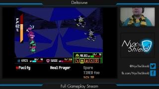 Deltarune Full Gameplay Stream