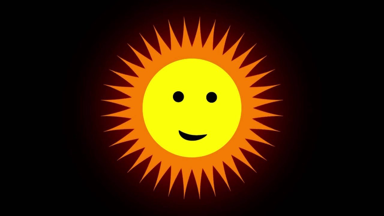 sun animation gif