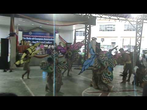 Philippine Folk Dance video